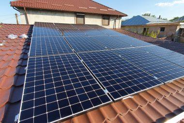 Sistem fotovoltaic Micro-Grid 10kWp